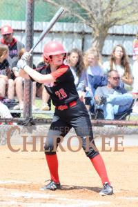 Cherokee Softball District April 18