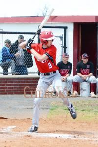 Cherokee Baseball District April 18