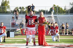 2019 Cherokee Football Homecoming