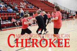 2021 Cherokee Seniors versus Faculty