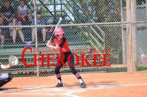 Cherokee Fast Pitch Softball