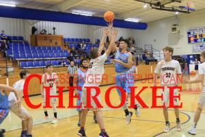 Aline-Cleo High School Basketball