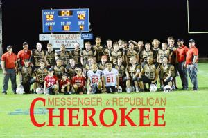 2019 Cherokee Football