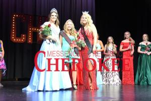 2020 Miss Cherokee/Miss Cherokee High/Junior Miss Cherokee